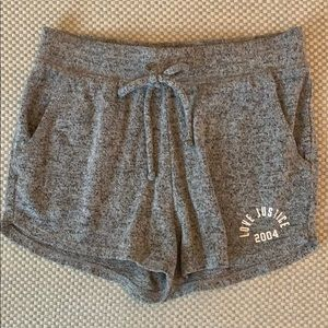 Justice Shorts, Girls Size 8